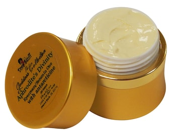 Aphrodite's Divinity From the Goddess Collection , Eyecream & Serum in One By Diva Stuff