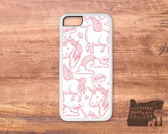 unicorn iphone case / iPhone case / unicorn phone case / iPhone 6 case / unicorn / iPhone 7 case / iPhone 6s case / iPhone 6 plus case