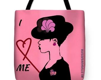 Love Me Pink Bag!
