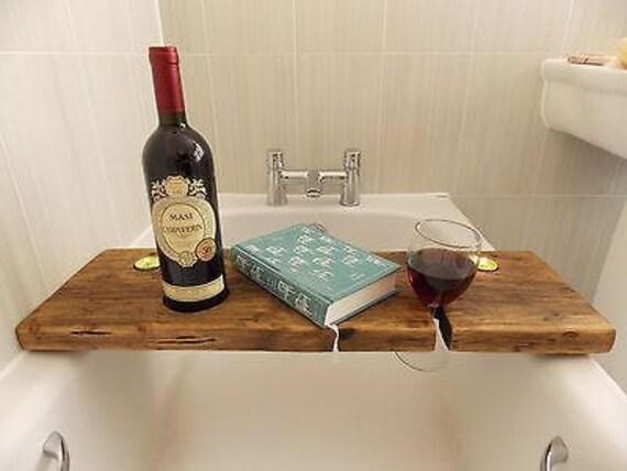 Bath Book Rest Bathroom Decor Bathroom Wine Holder
