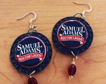 Samuel Adams Earrings