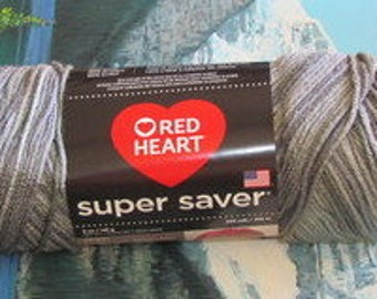 3003933 Red Heart Super Saver 5 oz Dove