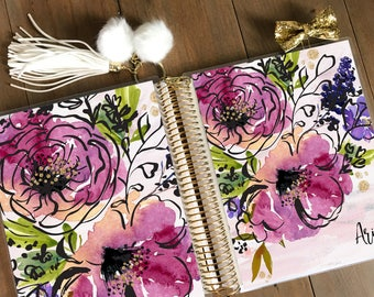 Original Stylish Planner™ Cover Set - Amore: For use with Erin Condren Life Planner(TM), Happy Planner and Recollections Planner