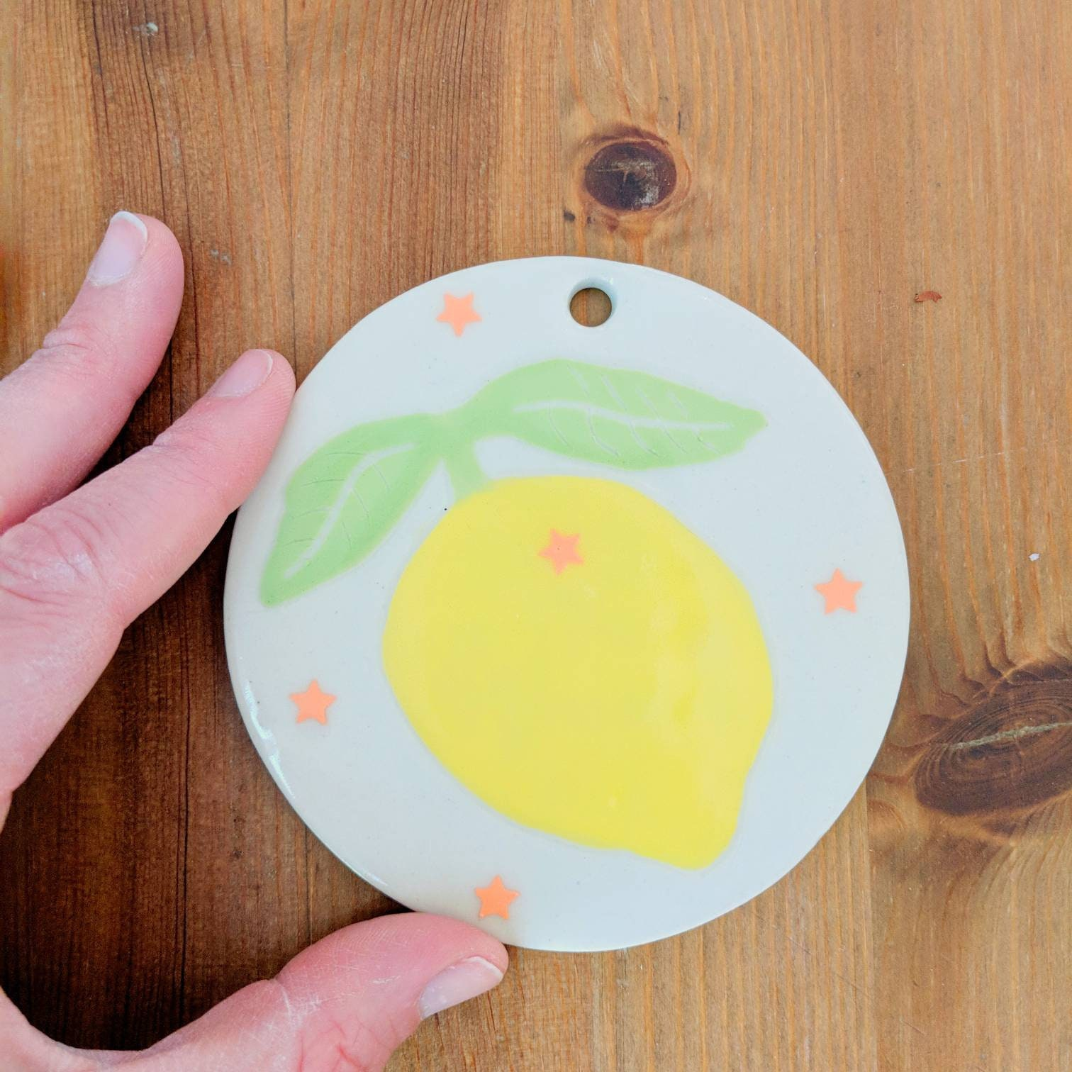 LEMON WALL DECOR: Lemon Decor Kitchen Ceramic lemon Ceramic