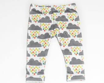 Organic Raincloud Leggings