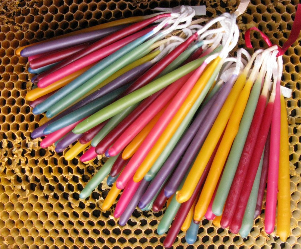 34  Cool Colored Beeswax for Colored Beeswax Candles  26bof