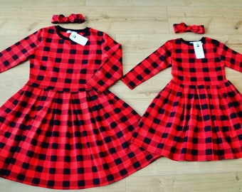 Matching dresses, matching dress, mother and daughter, matching family outfits, familyfashions, mommy and me