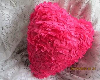 18 inch Heart Pinata - Valentine's Day Pinata - Love pinata - Candy heart pinata - pinatas