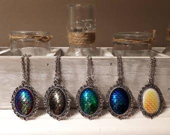 Dragon Scales Necklace
