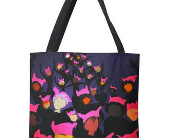 Tote Bag - Women's March- Ceci Bowman Designs