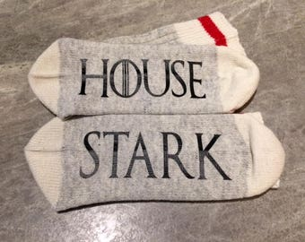 Game of Thromes Themed Socks