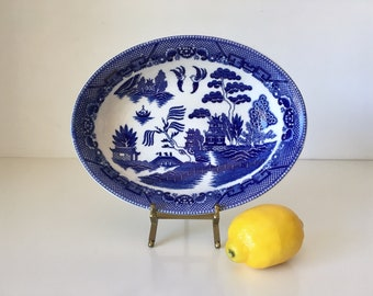 Blue Willow Bowl Serving Dish