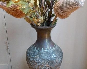 Persian antique copper Vase