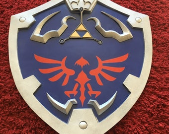 Hylian shield, full size wall display