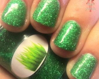 Grass Nail Polish