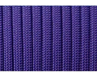 Paracord 550 type III length 1 m purple