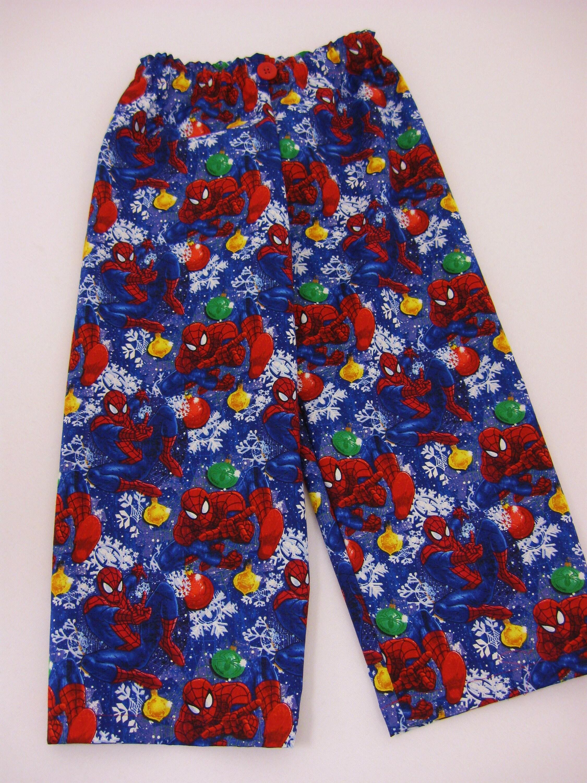 Matching Infant And Toddler Christmas Pajamas