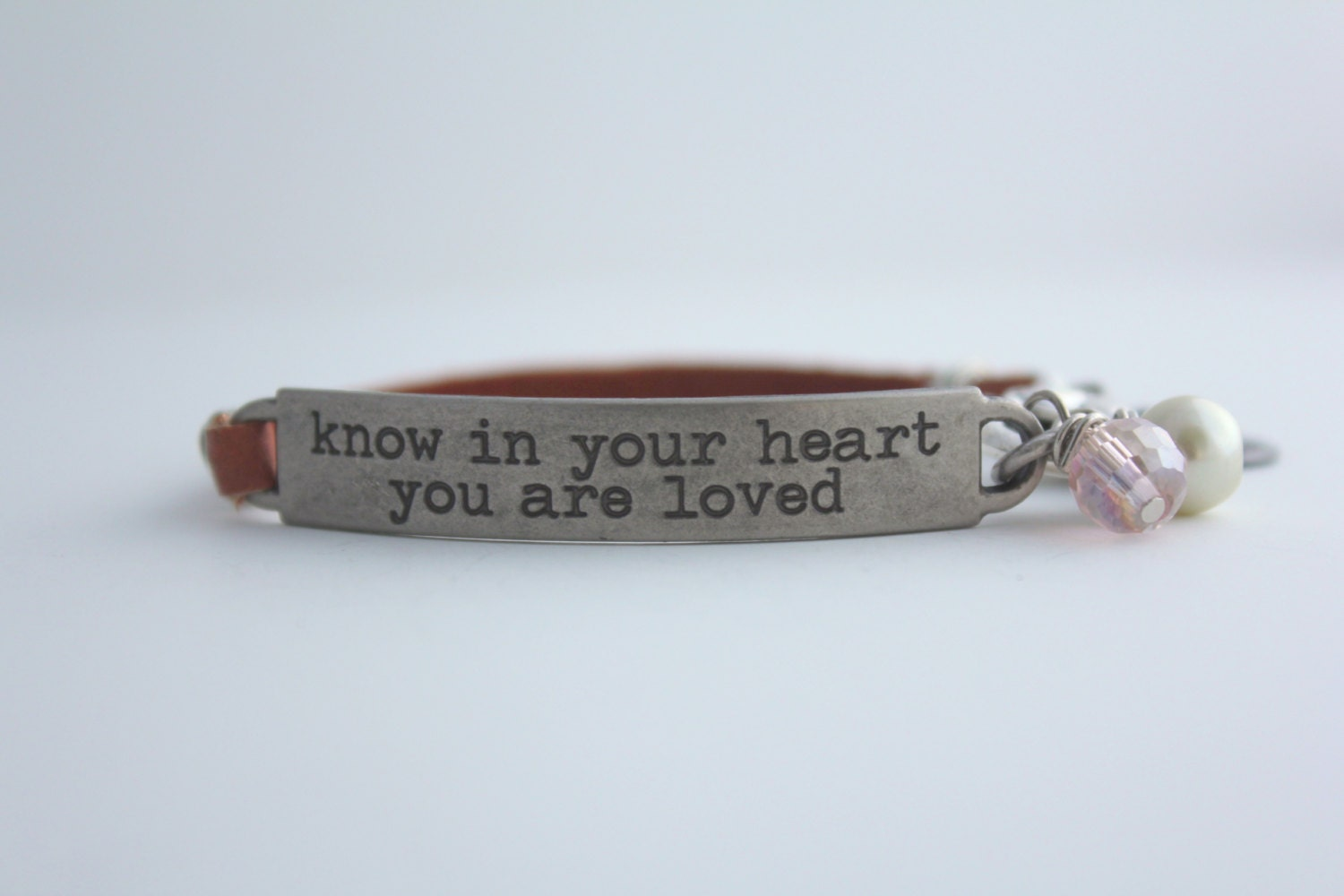 inspirational day silvertone products seize the pammyj diem carpe ot bracelet message