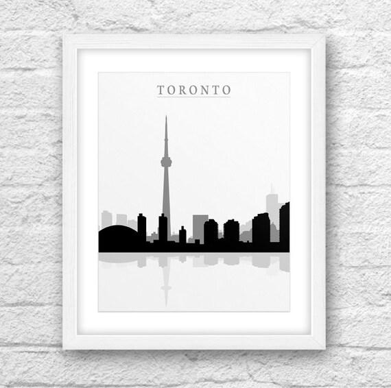 Toronto ontario art toronto print cities toronto toronto