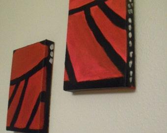 Monarch Butterfly Wing Set