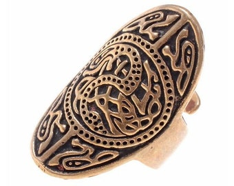 Anglo-Saxon Finger Ring - [07 Ring Angel]