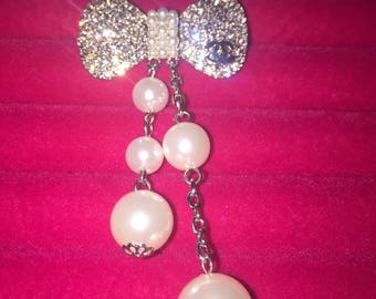 New Bow Style Brooch