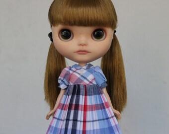 Blythe Dress - Girlfriend Plaids