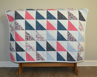 Sweet Baby Quilt, Toddler Quilt