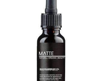 Niacinamide Vitamin B3 6% + Argireline + Matrixyl 3000