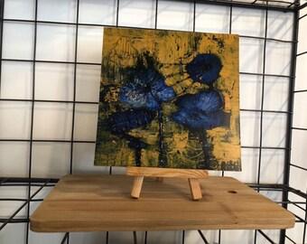 """ART Print /Card / """"The Memories of Poppy Fields IV"""" by Ruta Skriptaite"""