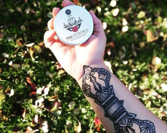 AZENA Magic tattoo balm - 100% natural tattoo aftercare balm