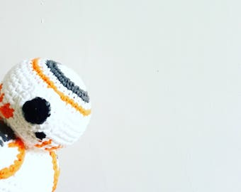 BB-8 Crochet Pattern