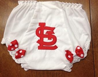 STL Cardinals Bloomers