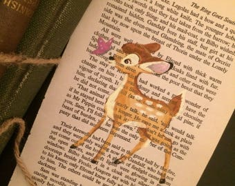 Bambi and Butterfly