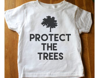 Activist Kid Shirt - Earth Day - protect the trees - Activism for kids - protest toddler - feminist gift - kids who will change the world