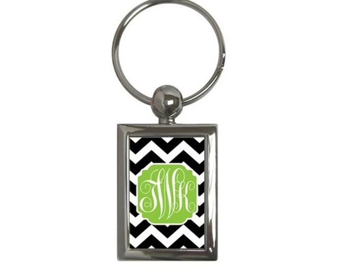 Personalized Keychain - Mix and Match design
