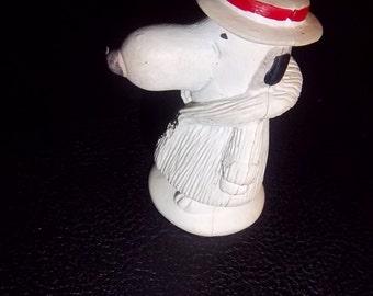 Vintage Snoopy Figurine 1940s