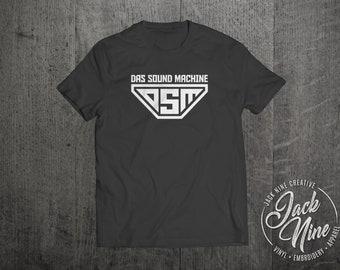 Pitch Perfect (Inspired) - Das Sound Machine T-Shirt