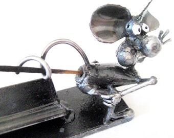 Rude Mouse Joss stick Holder / Incense Stick Holder