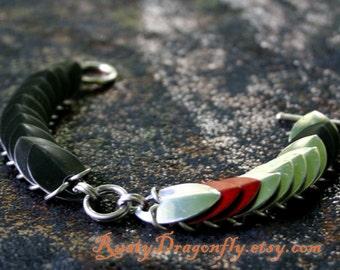 Winter Soldier Armor Bracelet
