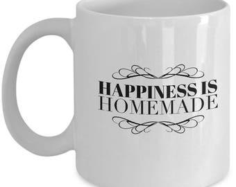 Gift Mug for Cook |  Coffee mug for Baker | Homesteading Gift | Kiss the cook