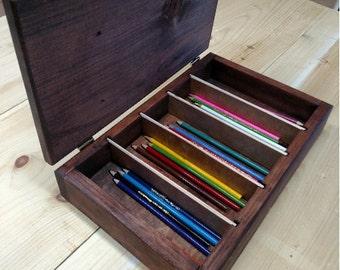 Pencil storage / Pastel box