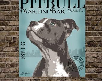 Pitbull Martini Bar