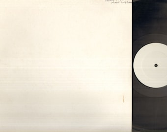 "FREDDIE MERCURY Made In Heaven 12"" Very Rare Orig 1985 White Label Test Pressing Vinyl Record 12 Inch Single TA 6413"