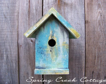 Nest Boxes, Rustic Bird Houses, Handmade, Garden Decor, Birdwatching, Bird Feeder, Outdoor And Gardening, Home And Garden, Mothers Day Gifts