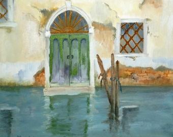 Green Door, Venice   SOLD