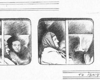 Card - The bus