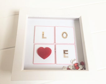 Love Picture - Ex Sample Stock - Reduced Price