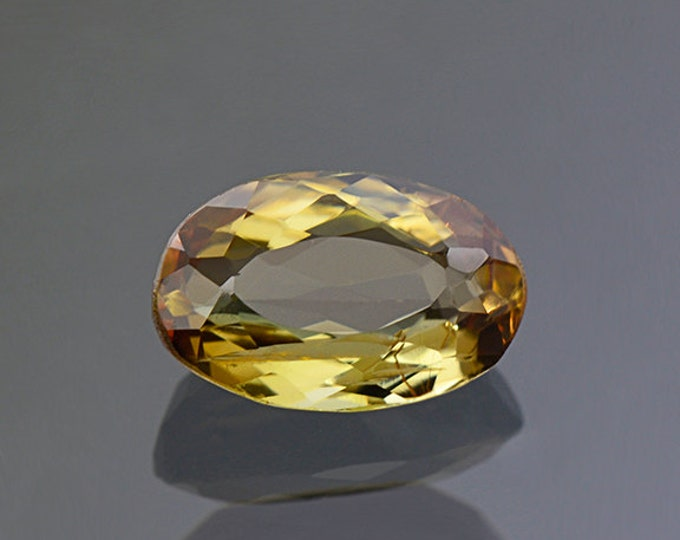 Natural Andalusite Gemstone from Brazil 2.15 cts.