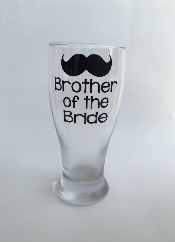 Brother of the Bride Gift Brother Wedding Gift Thank You
